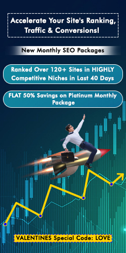 New Monthly SEO Packages